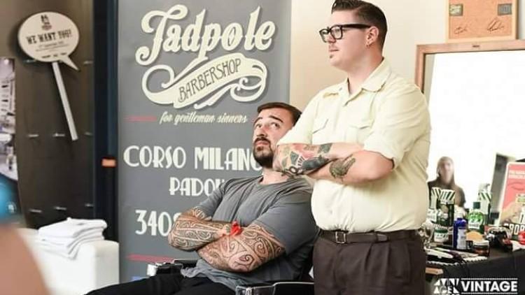 Con Chef Rubio al Vintage Festival di Padova